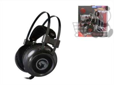 Cuffia per game USB + AUX 3.5MM