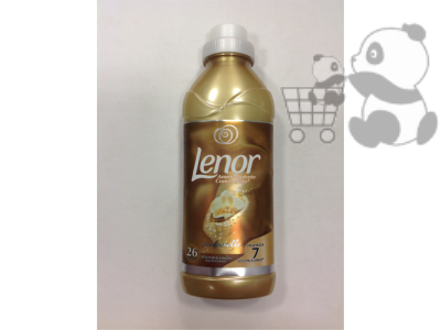 Lenor ammorbidente 26lavaggi 650ML
